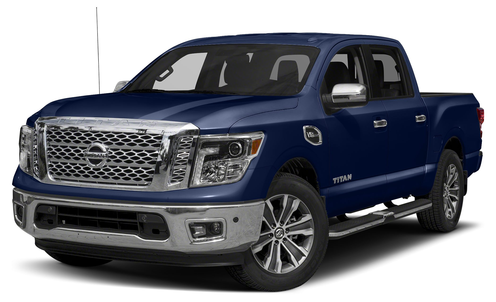 2017 Nissan Titan SL This 2017 Nissan TITAN SL will sell fast Navigation Bluetooth Save mone