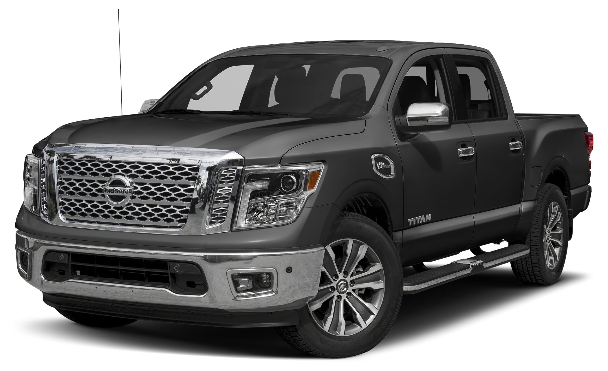 2017 Nissan Titan SL This 2017 Nissan Titan SL will sell fast This Titan has many valuable option