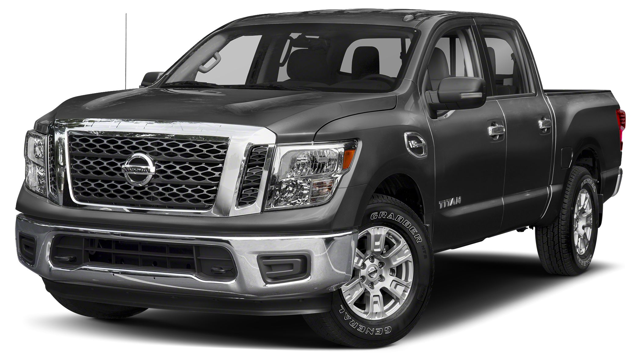 2017 Nissan Titan SV This 2017 Nissan TITAN SV will sell fast Bluetooth Save money at the pump