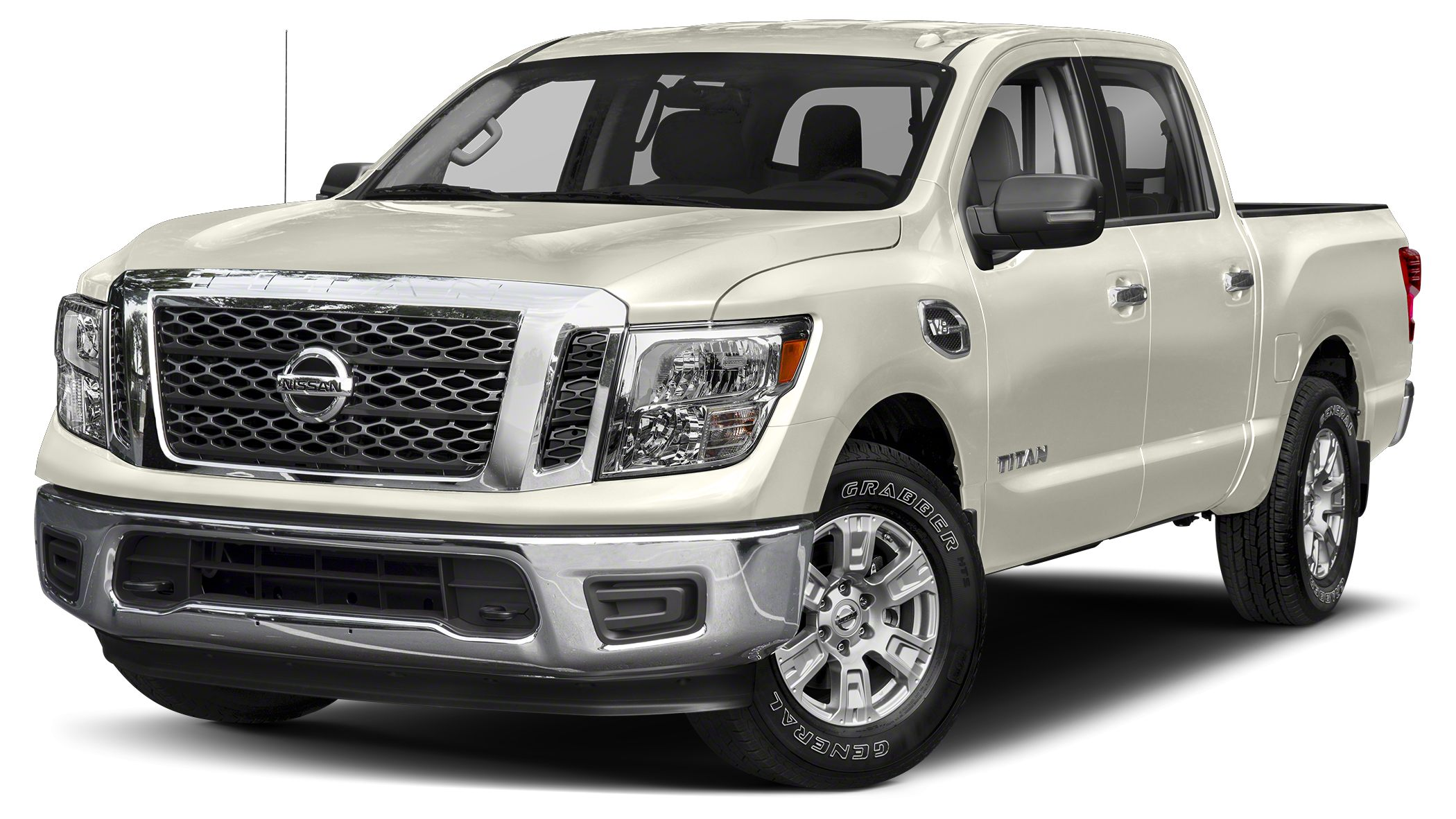 2017 Nissan Titan SV Bluetooth This 2017 Nissan Titan SV is Brilliant Silver This Nissan Titan