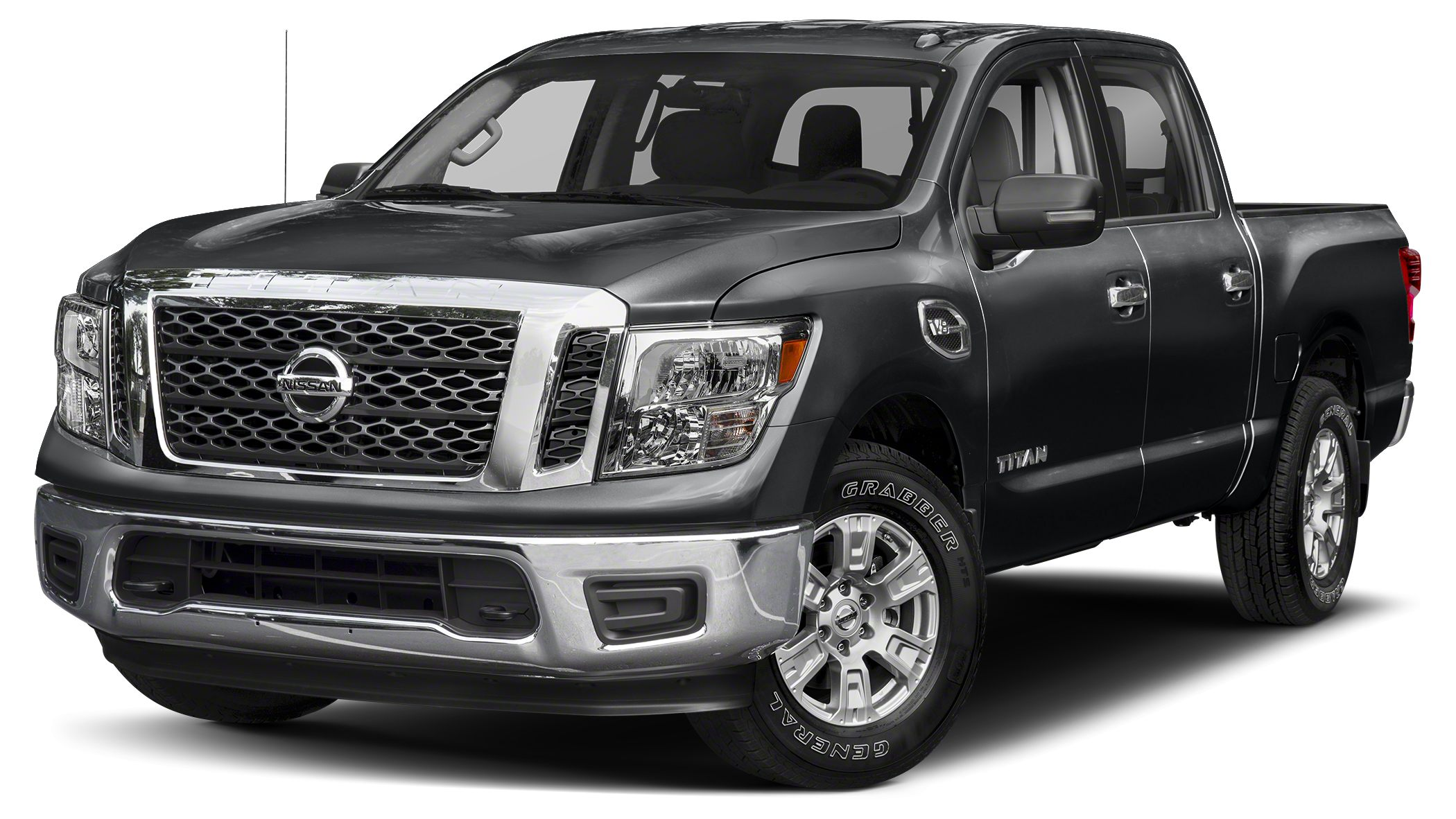 2017 Nissan Titan SV New Arrival Bluetooth This 2017 Nissan Titan SV is Magnetic Black This Ni
