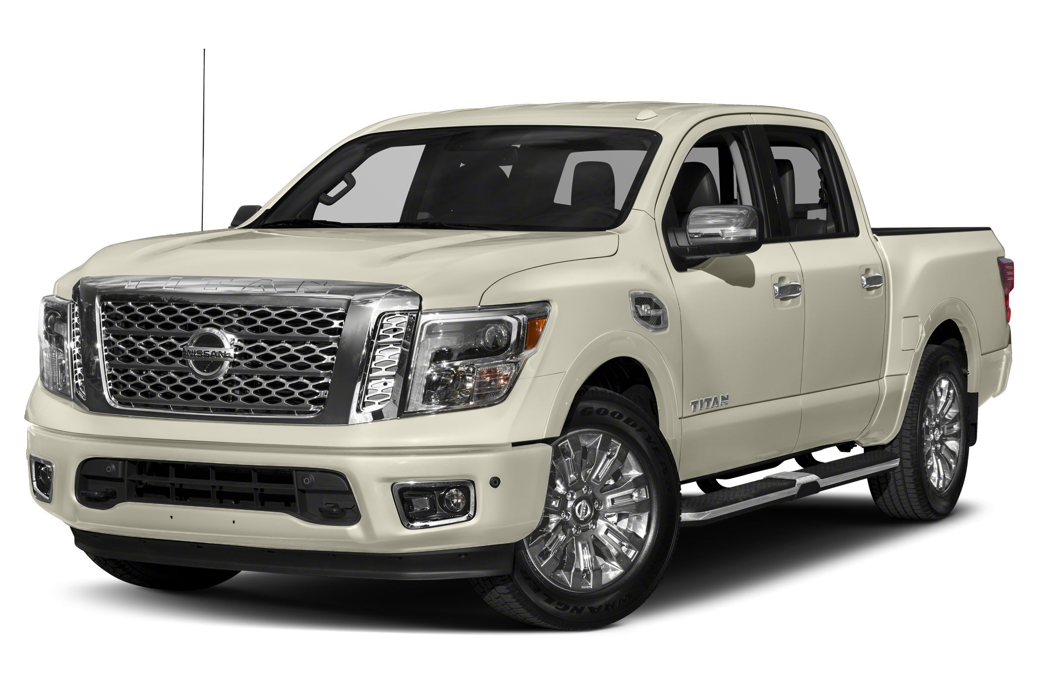 2017 Nissan Titan Platinum Color Forged Copper Stock 17T237 VIN 1N6AA1E66HN514256