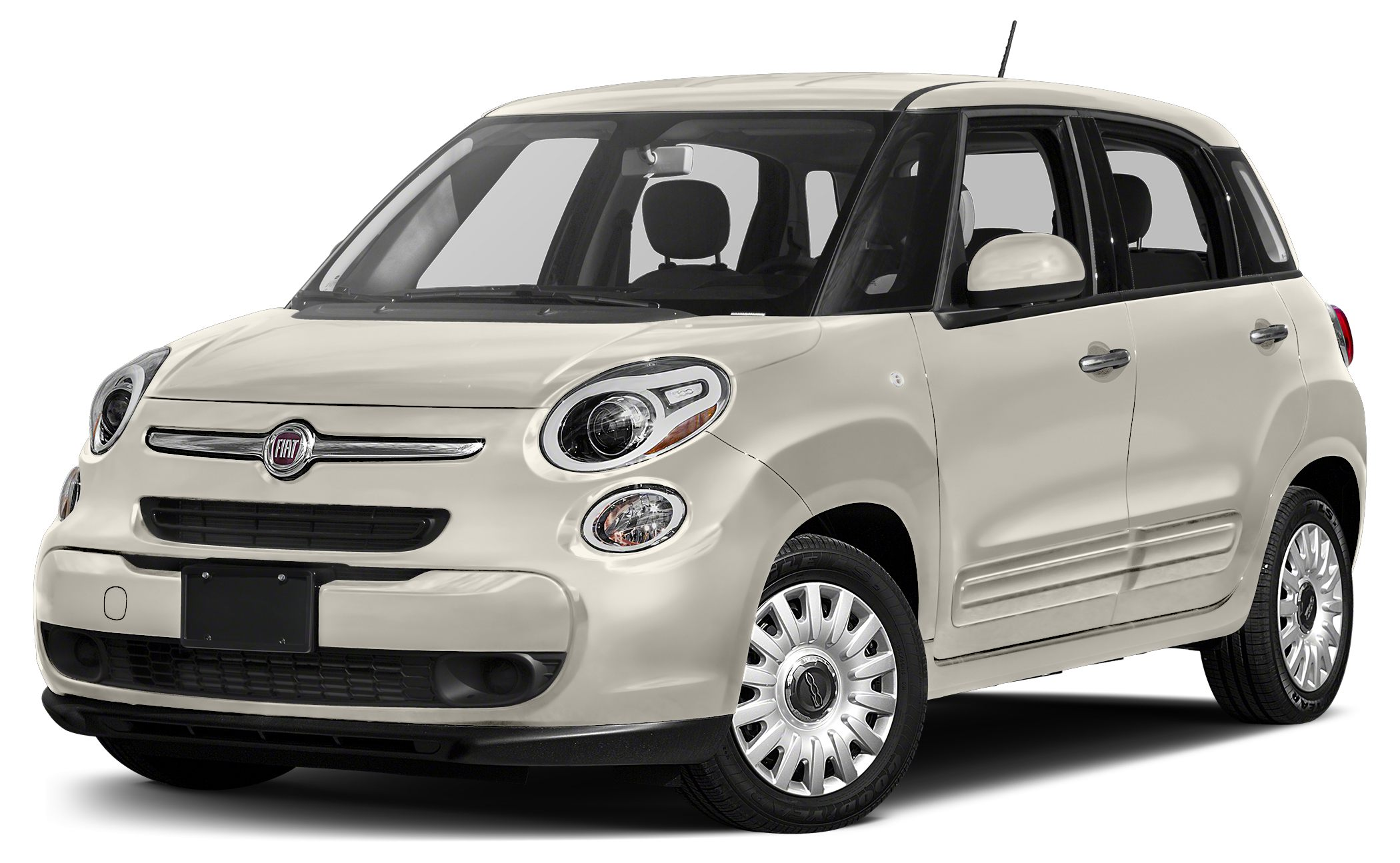 2014 FIAT 500L Easy Recent Arrival Miles 66329Color Bianco White Stock U18536B VIN ZFBCF