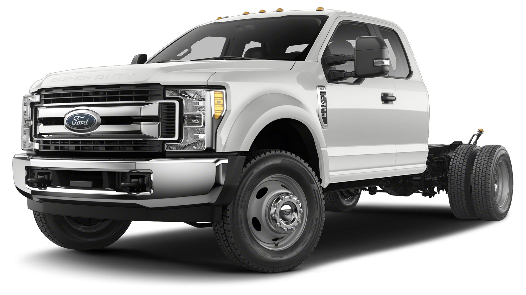 2017 FORD F-550 CHASSIS CAB XL