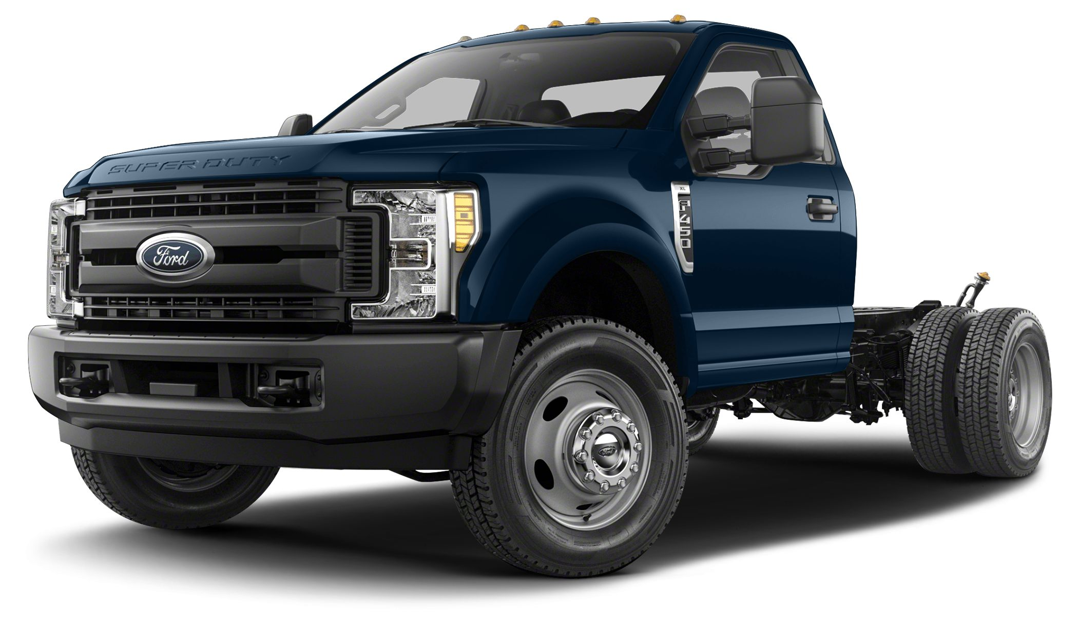 2017 Ford F-350 Chassis Cab