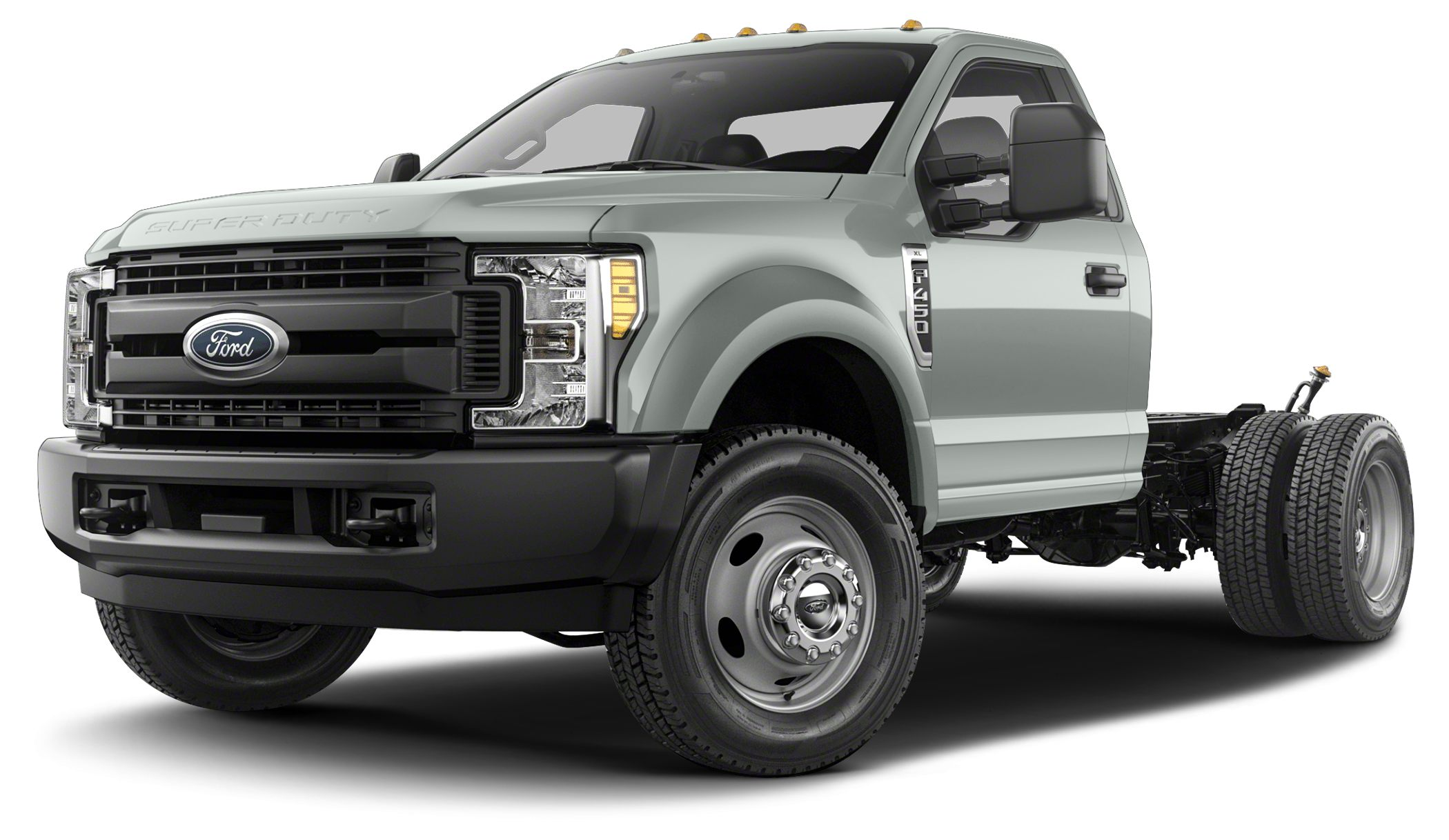2017 Ford F-450 Chassis Cab