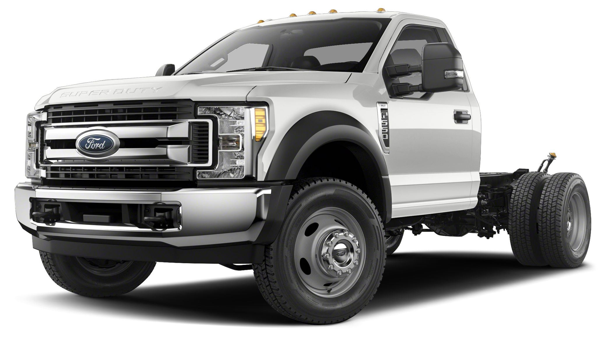 2018 FORD F-550 CHASSIS CAB XL