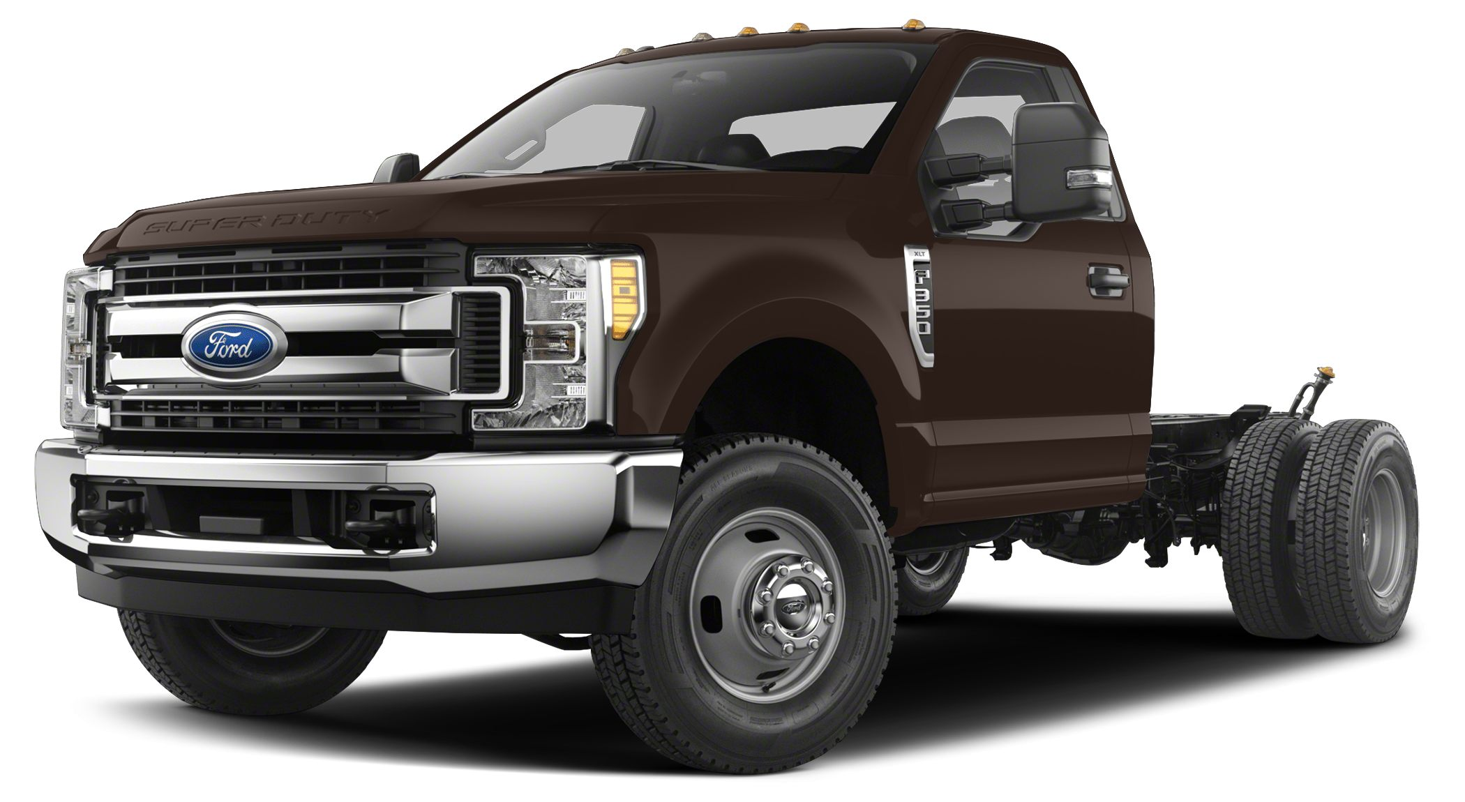 2018 FORD F-350 CHASSIS CAB XL