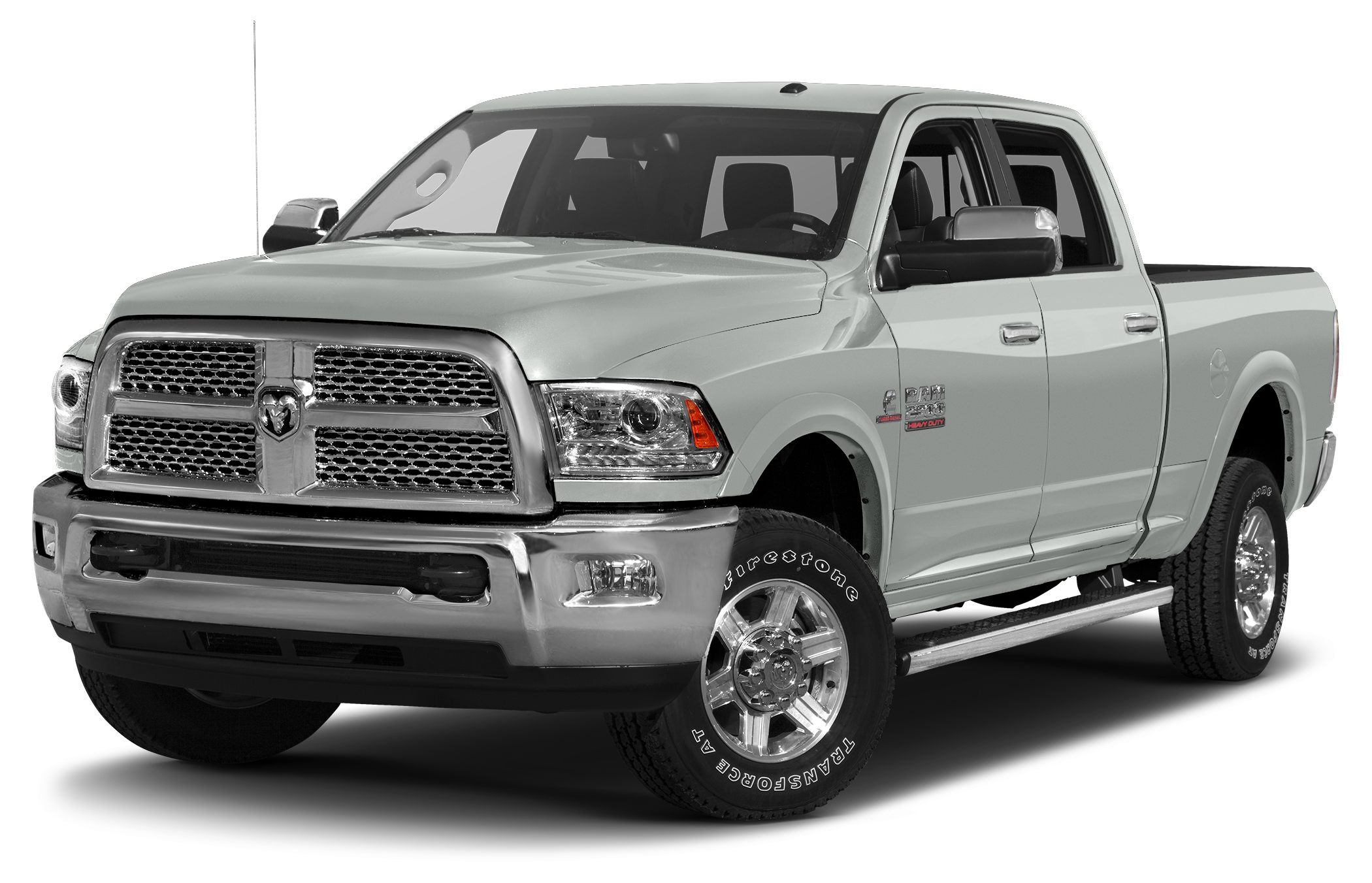 2014 RAM 2500 SLT Miles 22500Color Bright White Clearcoat Stock 17T207A VIN 3C6UR4JJ9EG30689