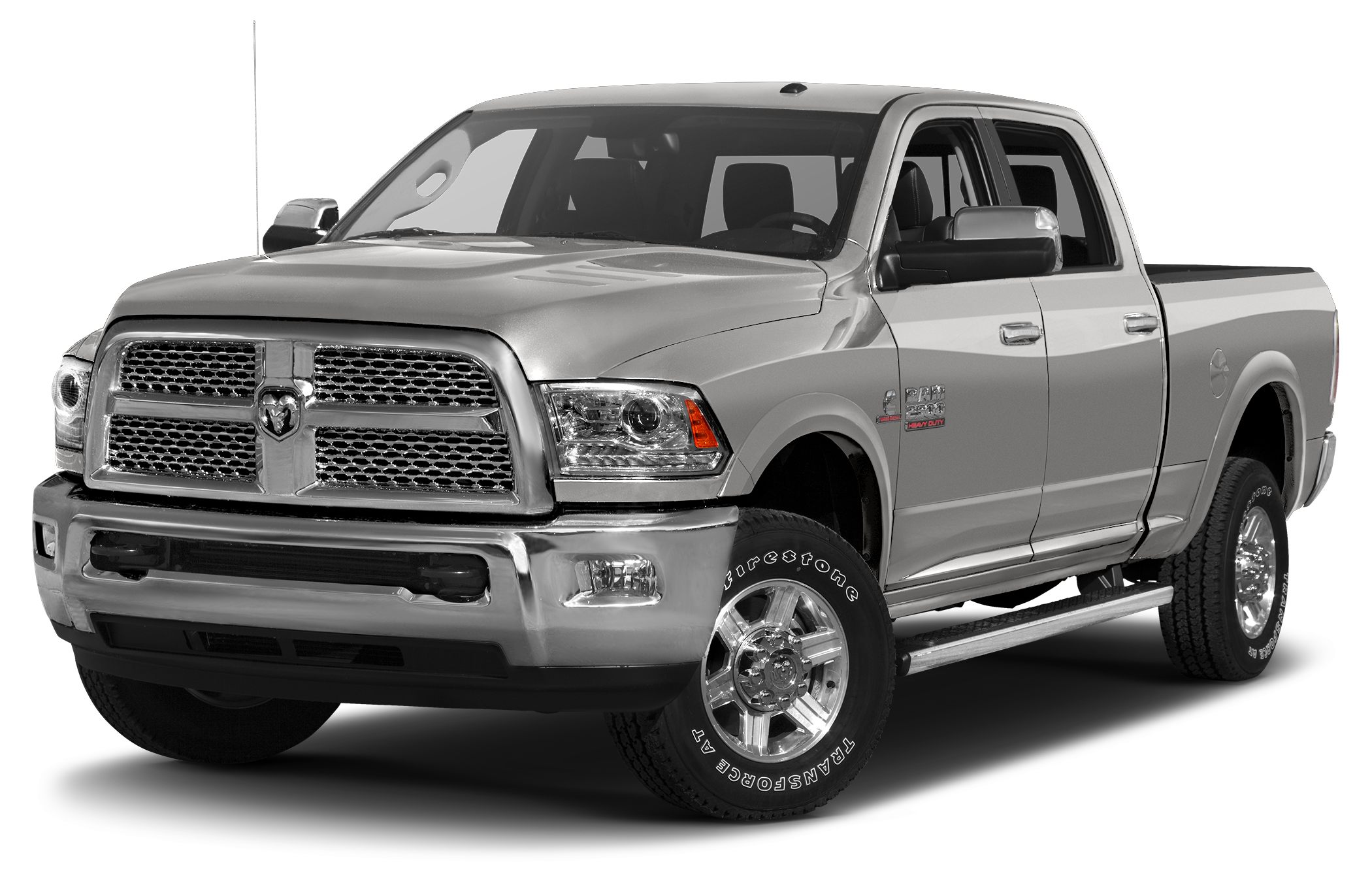 2015 RAM 2500 SLT SLT trim Satellite Radio 4x4 Bluetooth iPodMP3 Input Chrome Wheels ENGINE