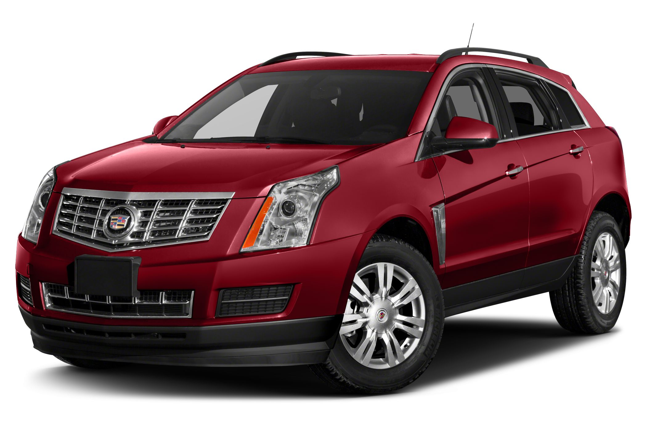 2014 Cadillac SRX Luxury Collection Black 2014 Cadillac SRX Luxury FWD 6-Speed Automatic 36L V6 D