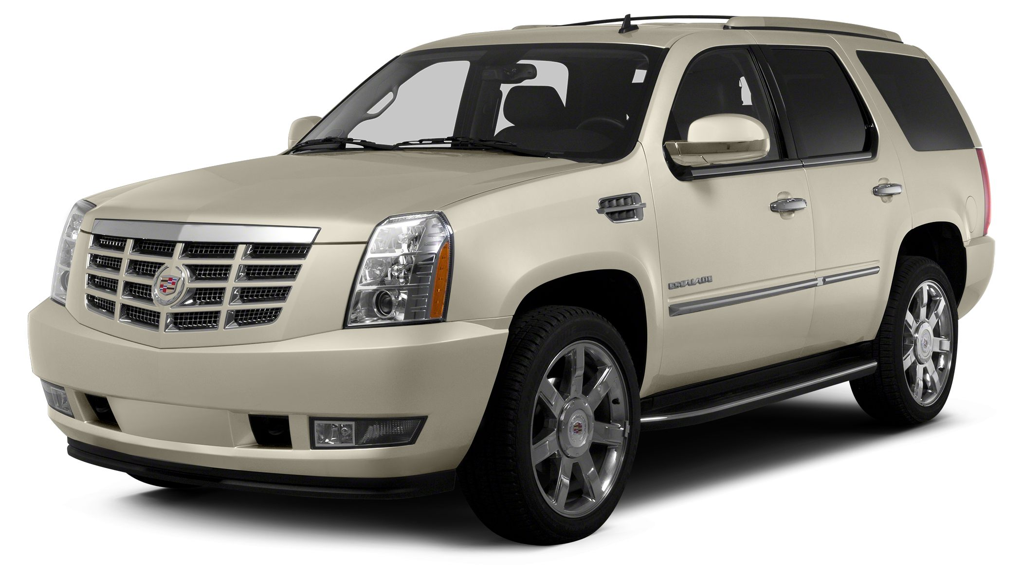 2013 Cadillac Escalade Luxury Miles 73588Color White Stock GR104067A VIN 1GYS4BEFXDR256289