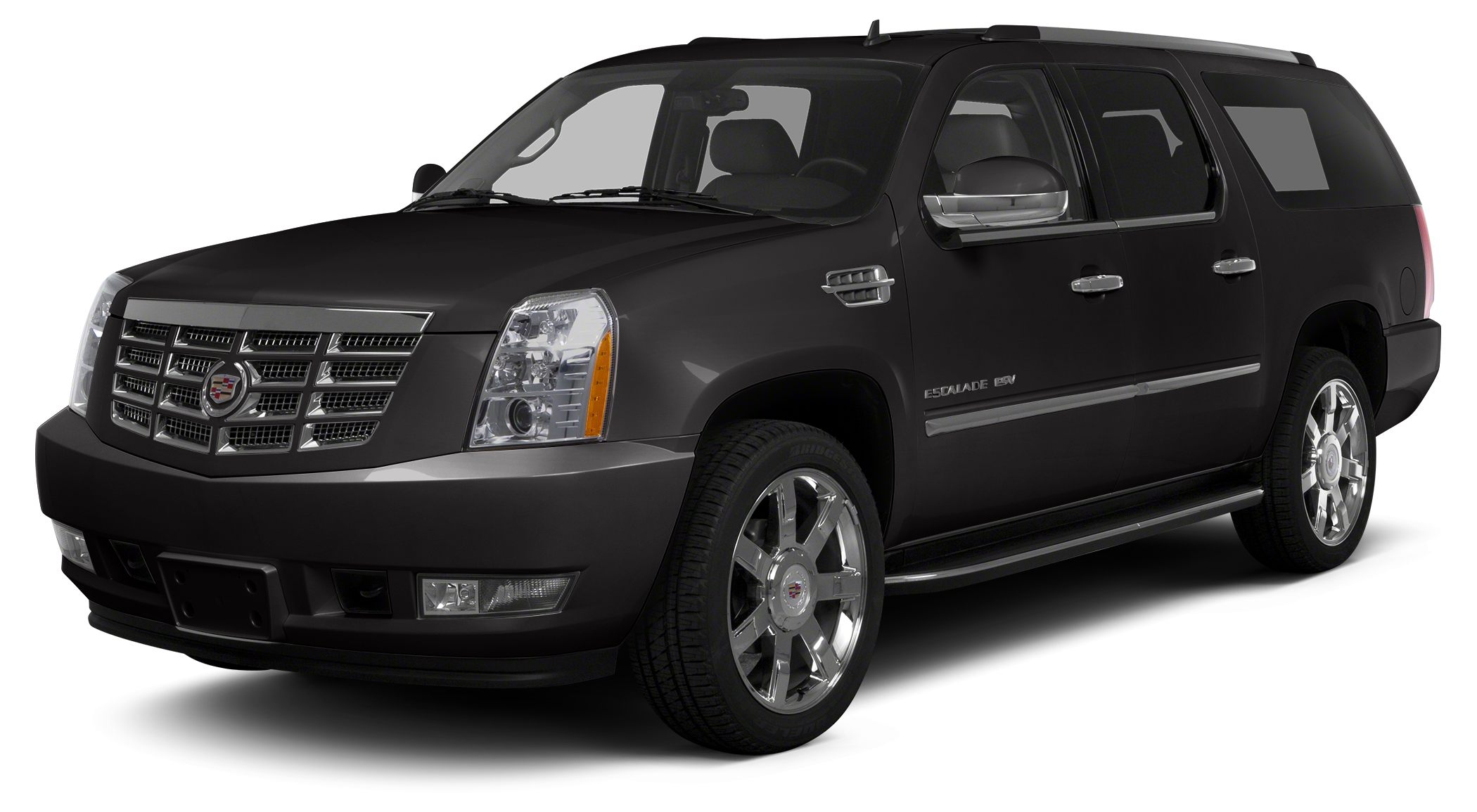2013 Cadillac Escalade ESV Platinum Moonroof Navigation Third Row Seat Heated Leather Seats DV