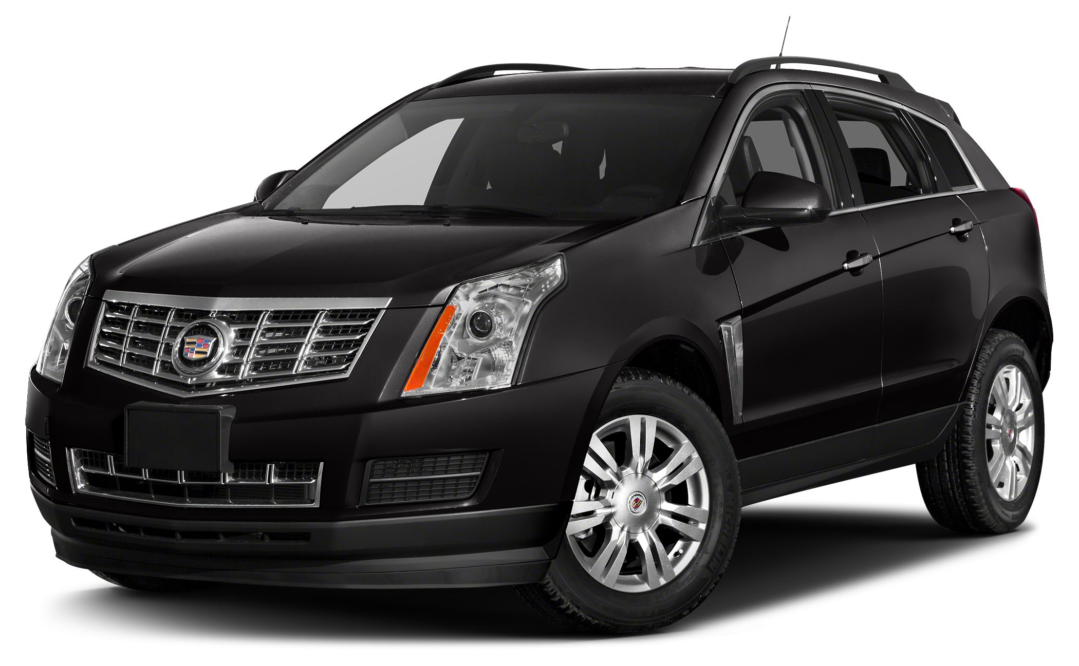 2015 Cadillac SRX Luxury Collection Recent Arrival PANORAMIC MOONROOF NAVIGATION REAR VIEW