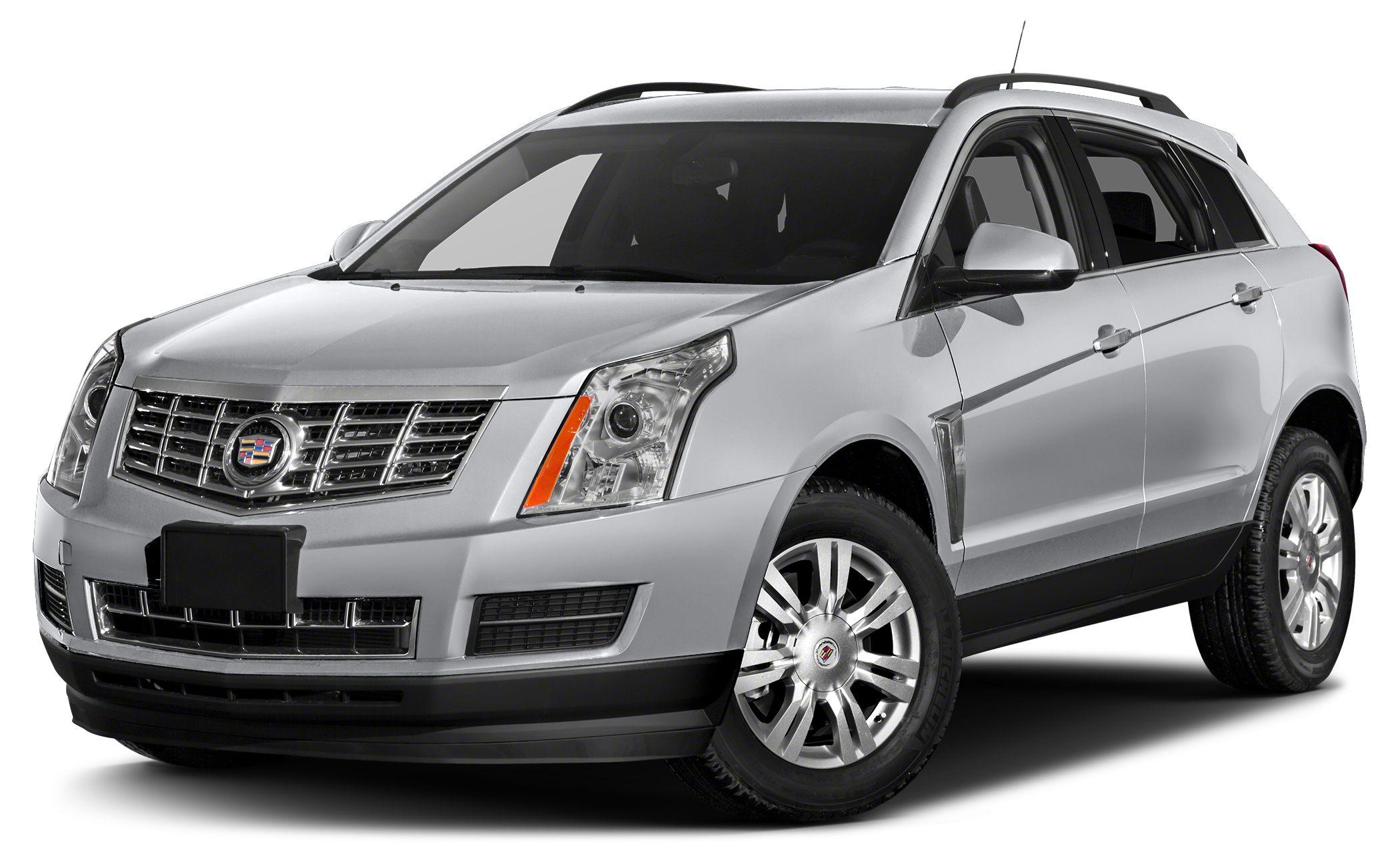 2014 Cadillac SRX Luxury Collection SRX Luxury 36L V6 DGI DOHC VVT 6-Speed Automatic FWD Radi