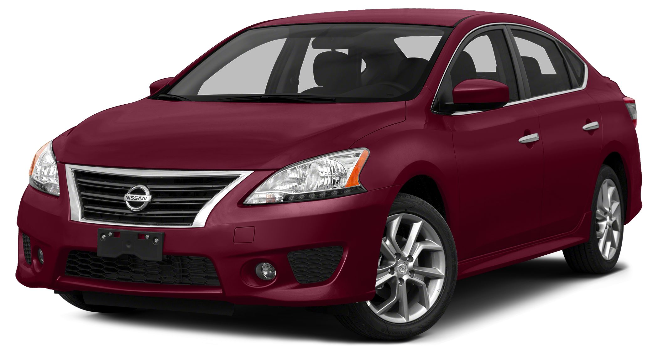 2014 Nissan Sentra SR Miles 9392Color Red Brick Stock 15P453A VIN 3N1AB7AP4EY266205