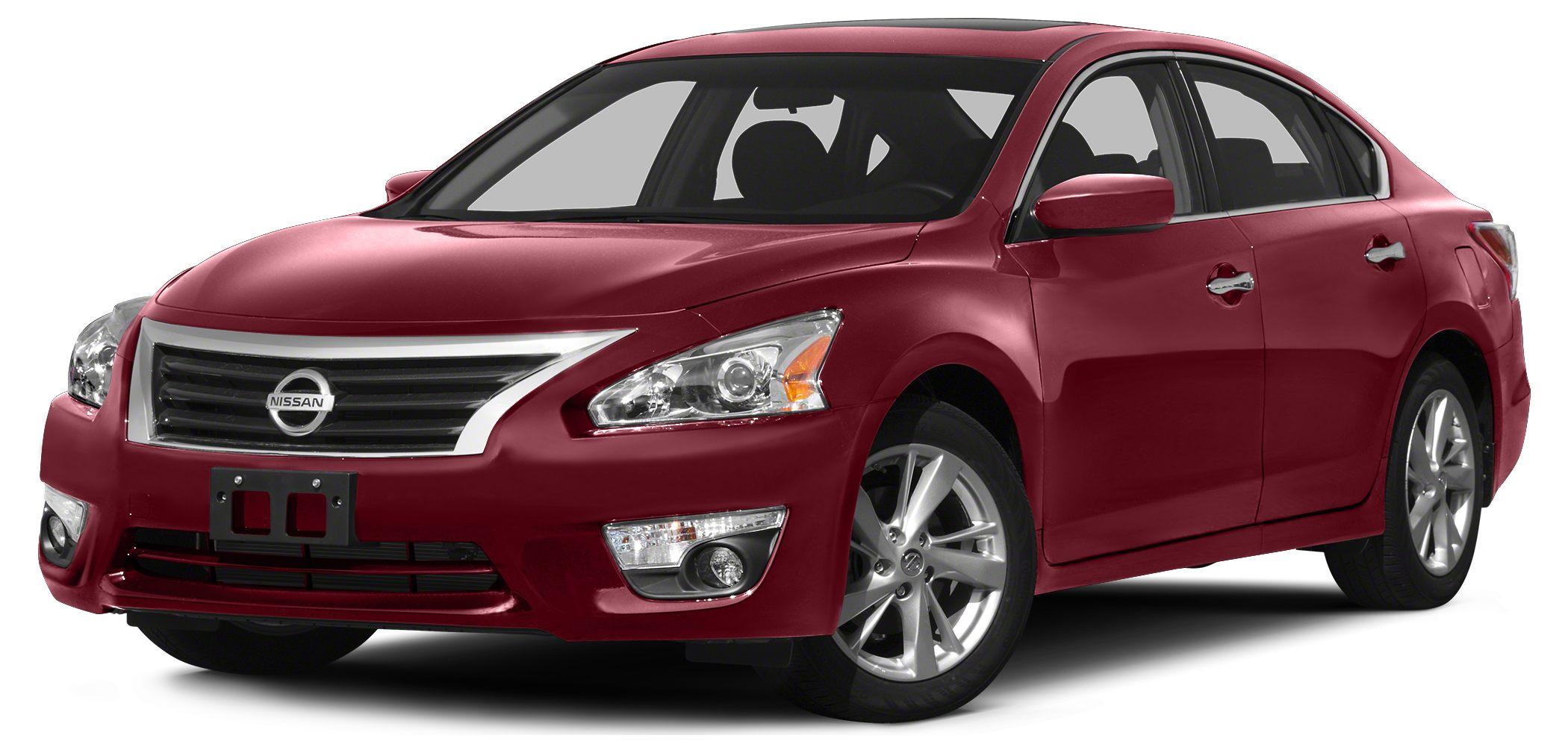2013 Nissan Altima 25 SV Miles 63288Color Cayenne Red Metallic Stock PN17101 VIN 1N4AL3AP2D