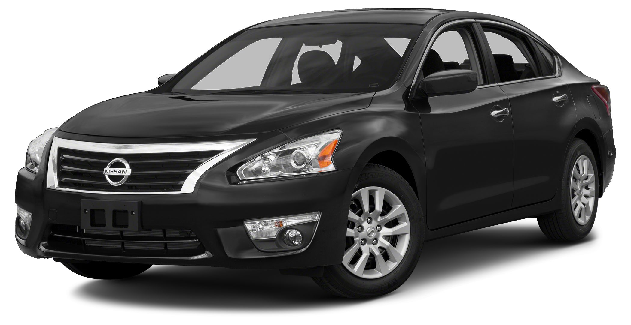 2014 Nissan Altima 25 S Miles 44910Color Super Black Stock SB15576A VIN 1N4AL3AP7EN239439