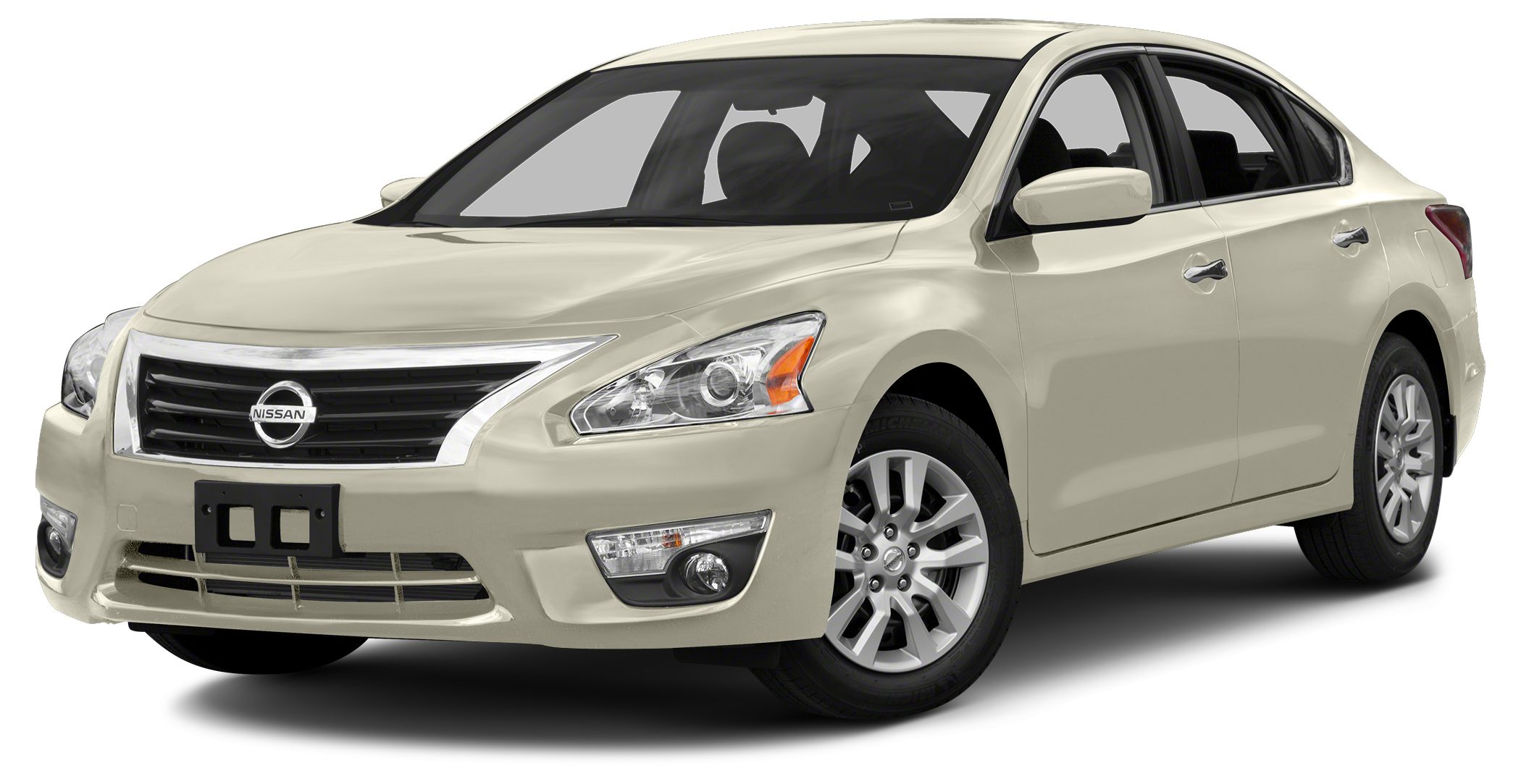 2013 Nissan Altima 25 S Altima 25 S 4D Sedan 25L I4 DOHC 16V CVT with Xtronic and FWD Look