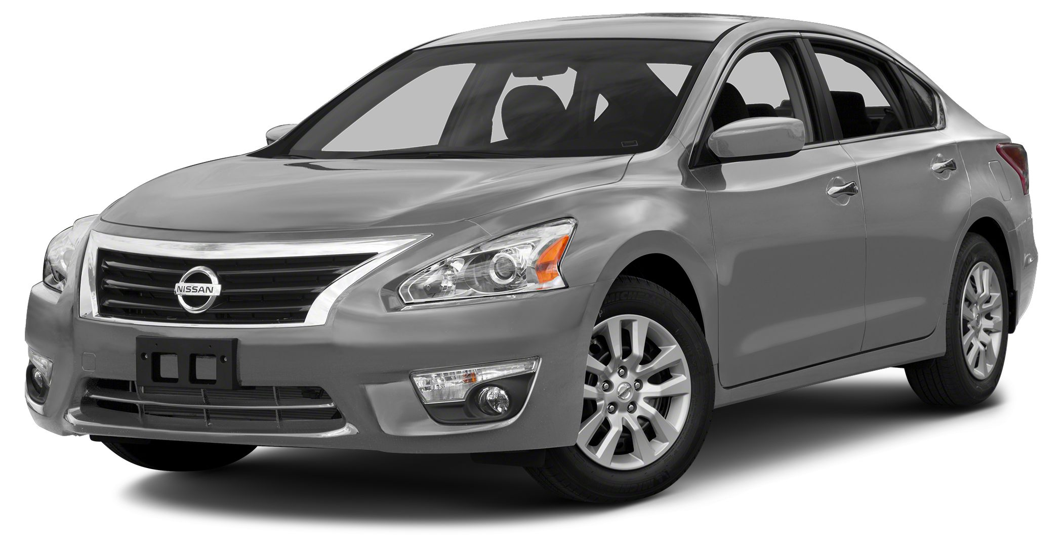 2013 Nissan Altima 25 S Miles 101340Color Brilliant Silver Metallic Stock SB17906A VIN 1N4A