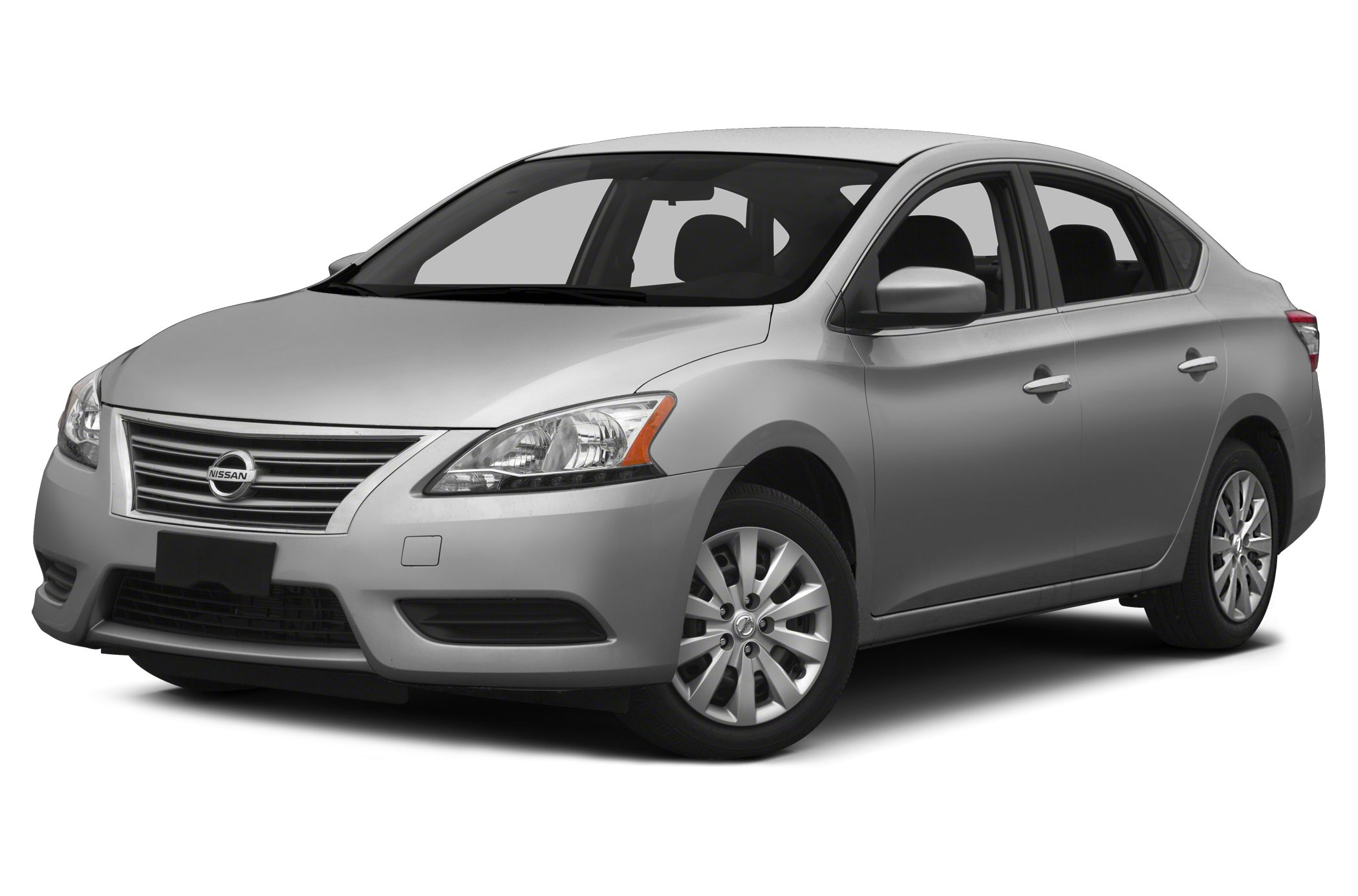 2014 Nissan Sentra SV Your Miles 6637Color Gray Stock 7105P VIN 3N1AB7AP0EY314749