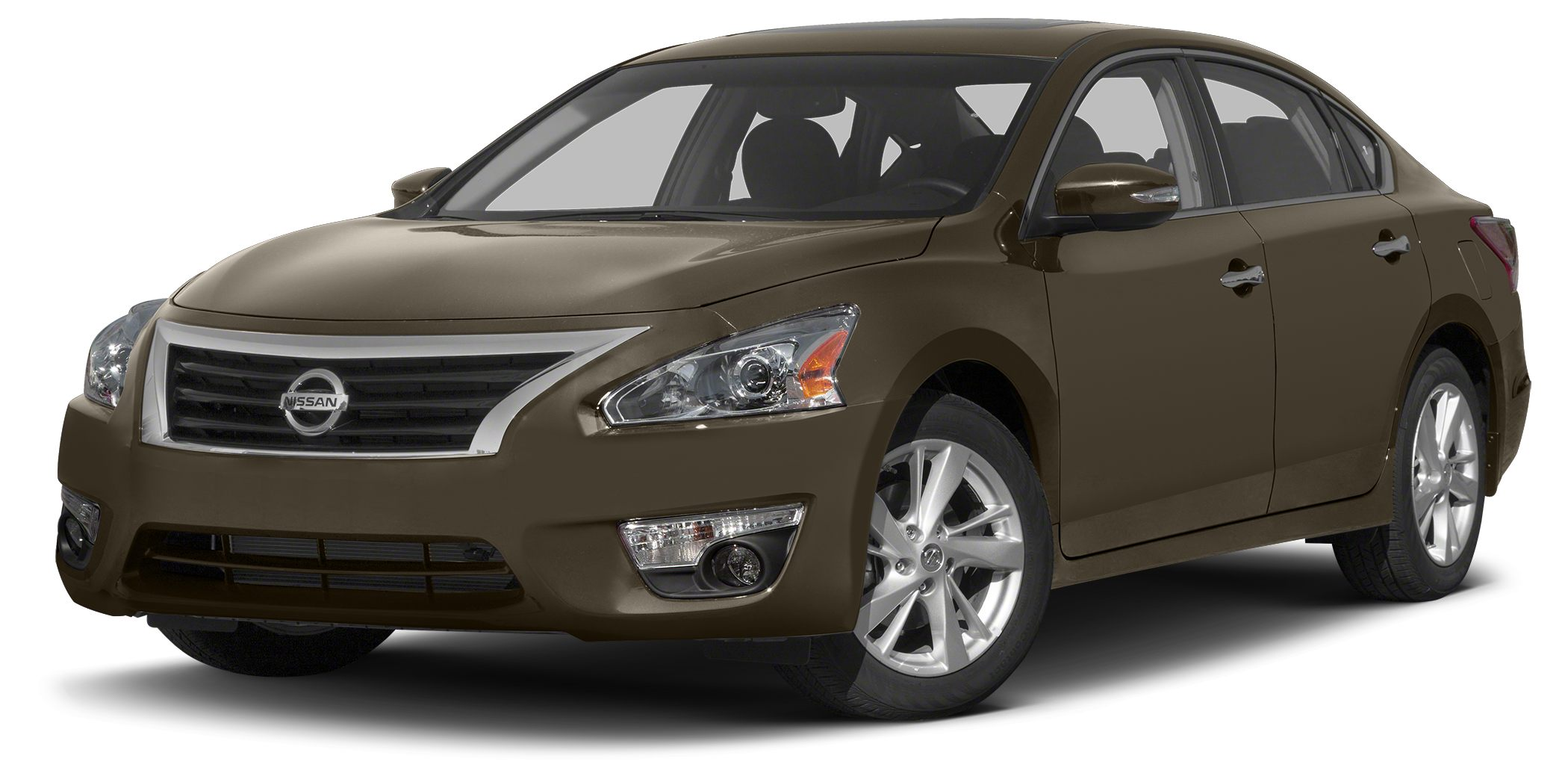 2013 Nissan Altima 25 SL CARFAX One-Owner Clean CARFAX Brown 2013 Nissan Altima 25 SL FWD CVT