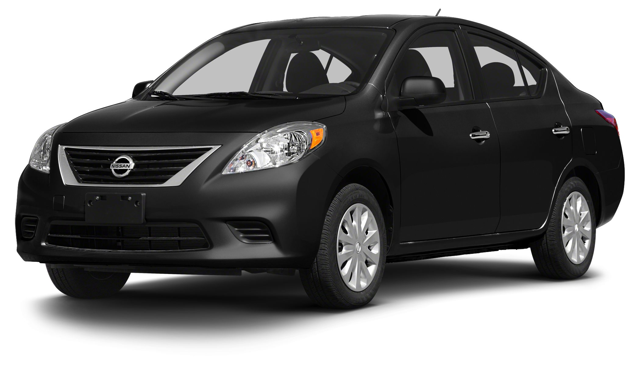 2013 Nissan Versa  Miles 48684Color Black Stock T42419A VIN 3N1CN7AP5DL861057