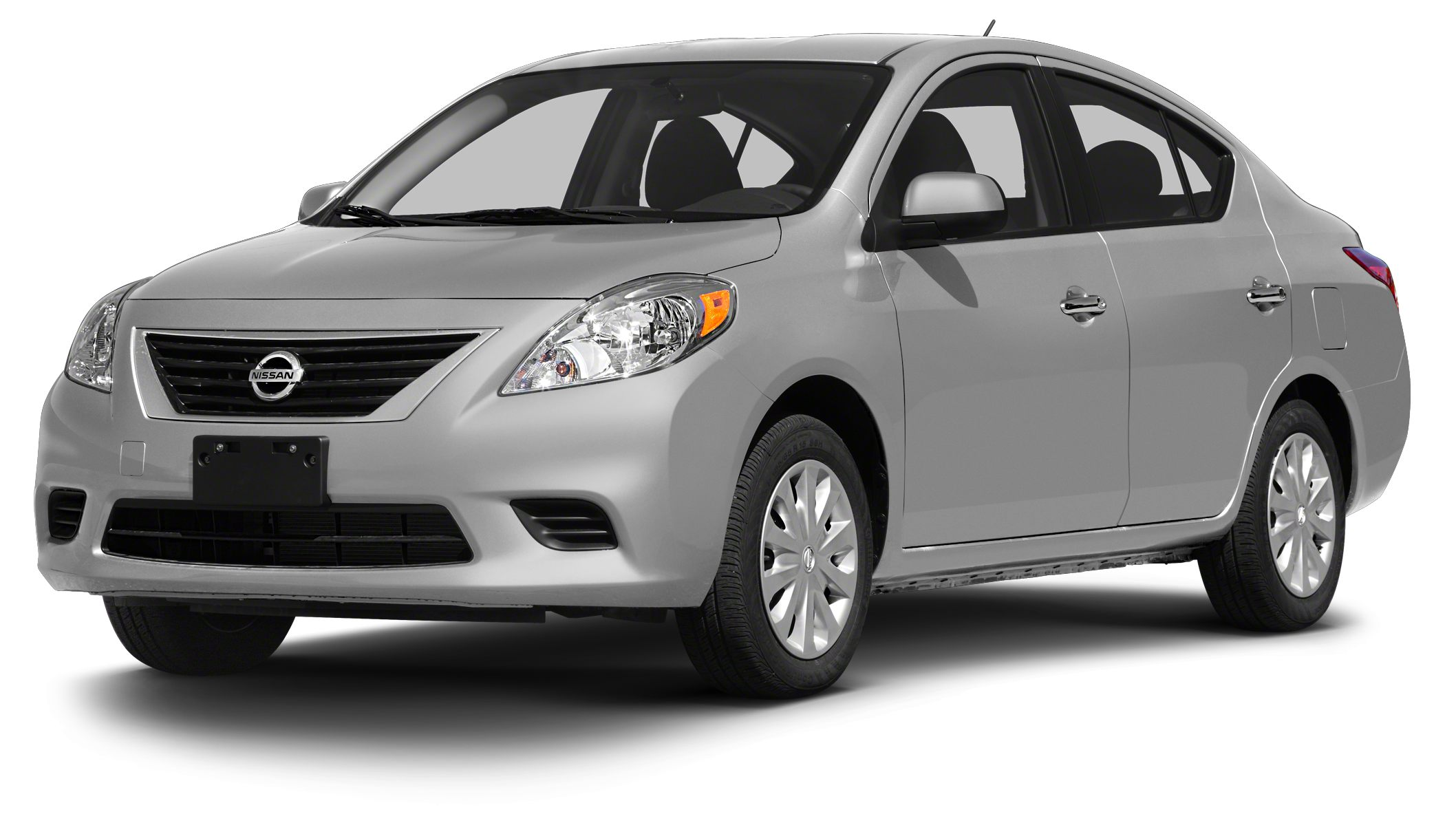 2013 Nissan Versa 16 SV Stunning Includes a CARFAX buyback guarantee How comforting is it kn