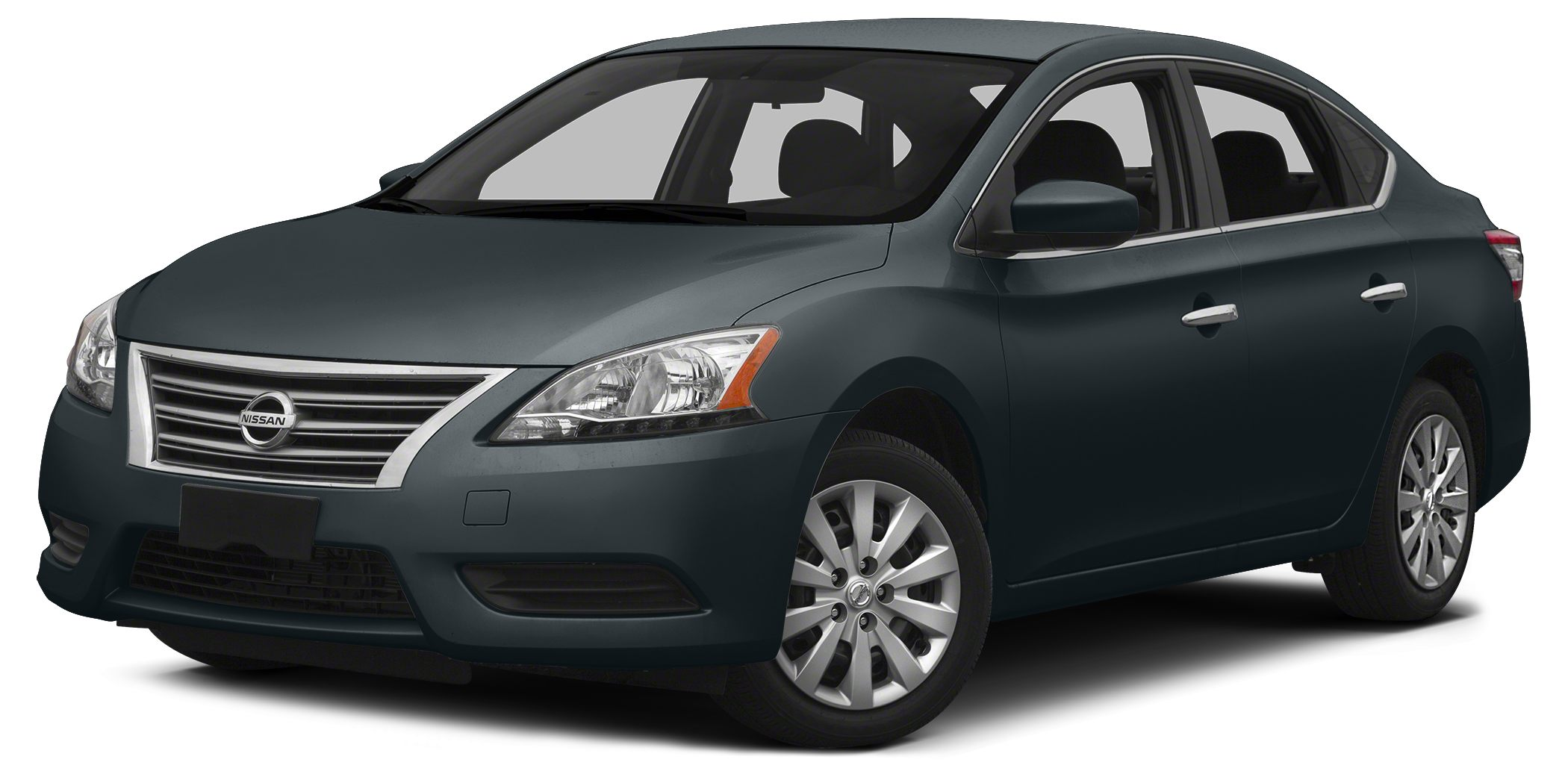 2014 Nissan Sentra S Miles 32605Color Graphite Blue Stock F15S807A VIN 3N1AB7AP0EY253158