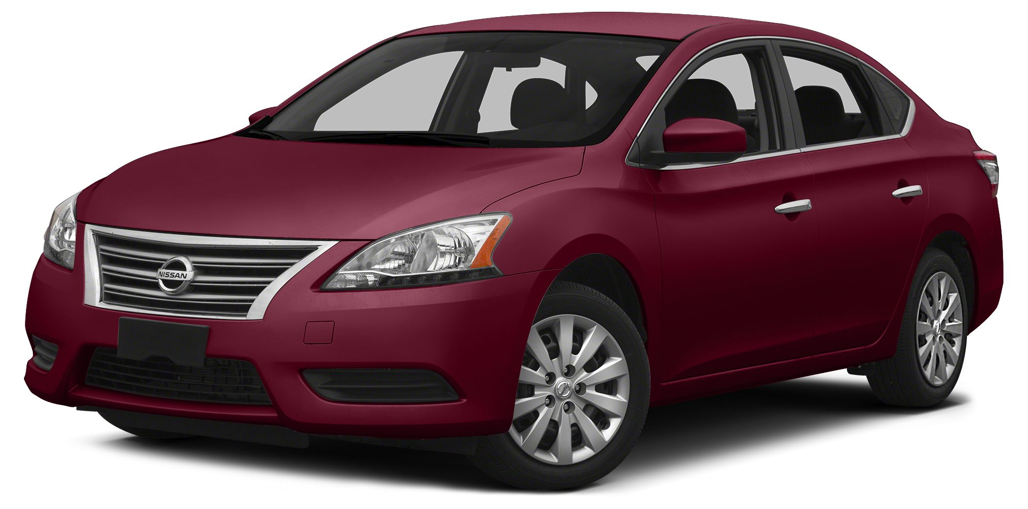 2014 Nissan Sentra S Your Miles 4031Color Red Stock 7149P VIN 3N1AB7AP9EL692114