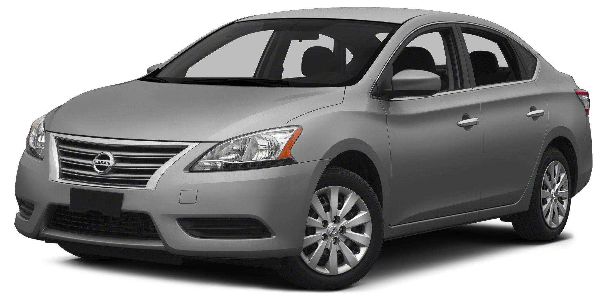 2014 Nissan Sentra SV  Miles 43859Color Magnetic Gray Stock PN17262 VIN 3N1AB7AP3EY340570