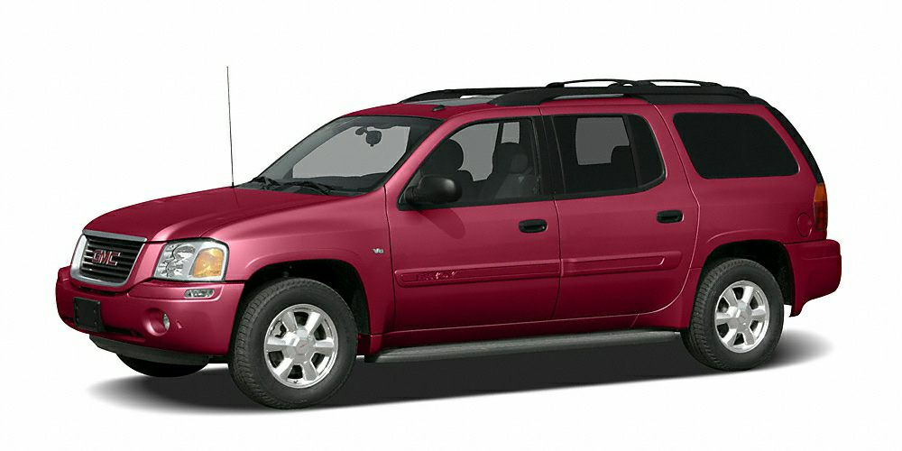 2005 GMC Envoy XL SLT 4X4 LEATHER KEYLESS ENTRY ALLOY WHEELS Miles 122878Color Magnetic