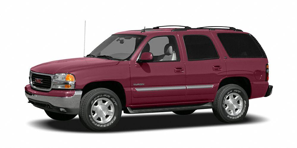 2005 GMC Yukon SLT Miles 131086Color Red Stock C346240B VIN 1GKEC13T75R207923