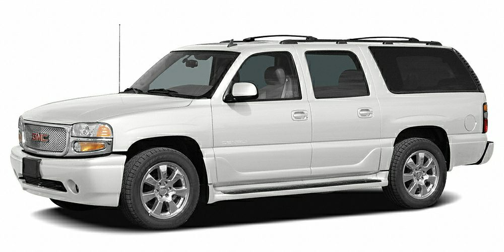 2005 GMC Yukon XL 1500 Denali Miles 171904Color Summit White Stock J16004B VIN 1GKFK66U65J10