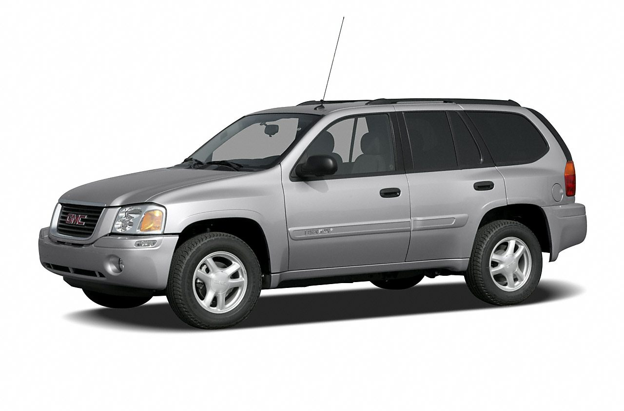 2005 GMC Envoy SLE 4X4 ALLOY WHEELS Miles 128264Color Pewter Stock 0590149 VIN 1GKDT13