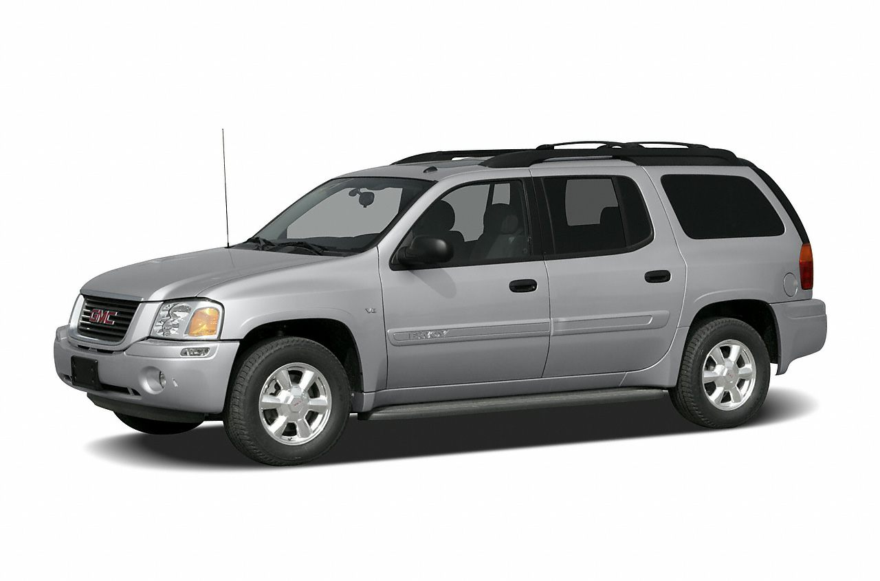 2005 GMC Envoy XL  Miles 124834Color Gray Stock 17214A VIN 1GKET16SX56127469