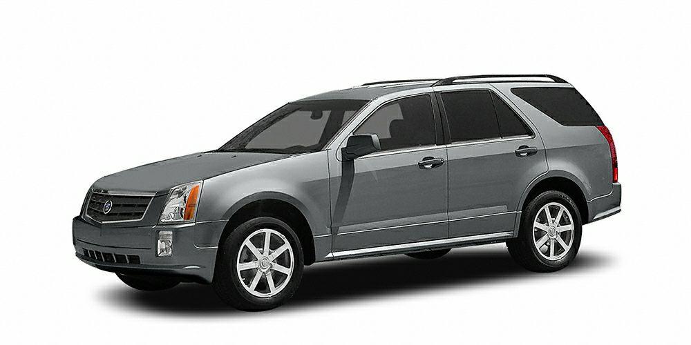 2004 Cadillac SRX V8 Miles 77936Color Silver Stock 15ES20B VIN 1GYDE63A140120156