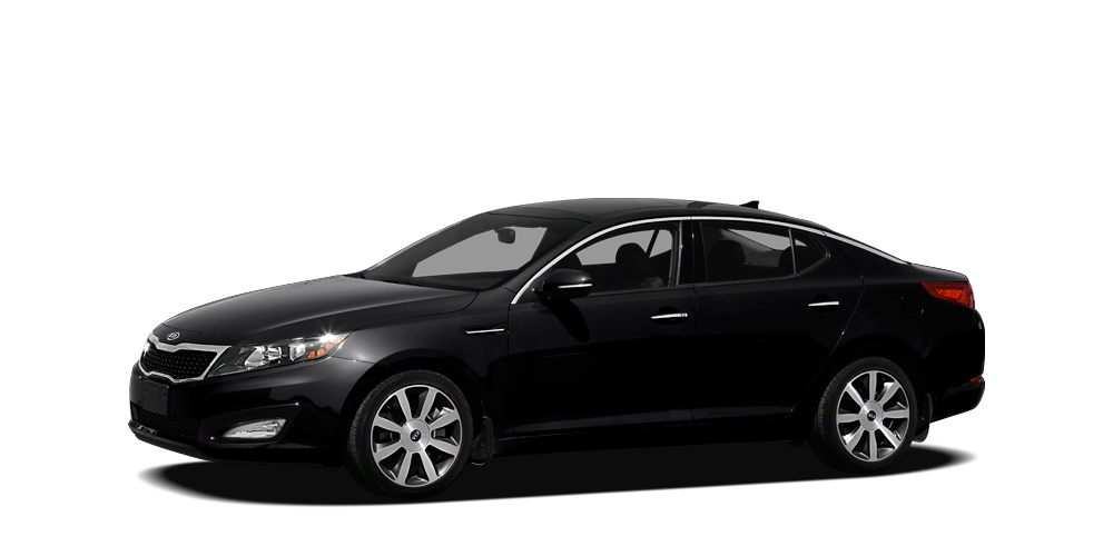 2011 Kia Optima SX Miles 53596Color Black Stock K13897A VIN KNAGR4A63B5159547