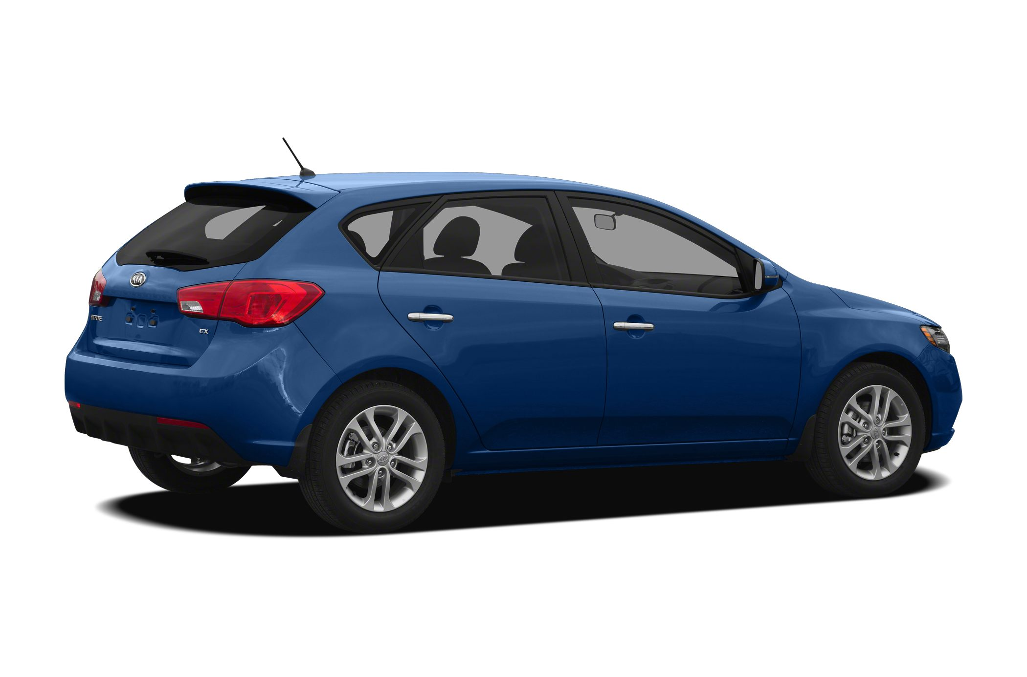 2011 Kia Forte SX 3-DAY EXCHANGE Miles 1Color NOT SPECIFIED Stock P2255 VIN KNAFW5A32B539