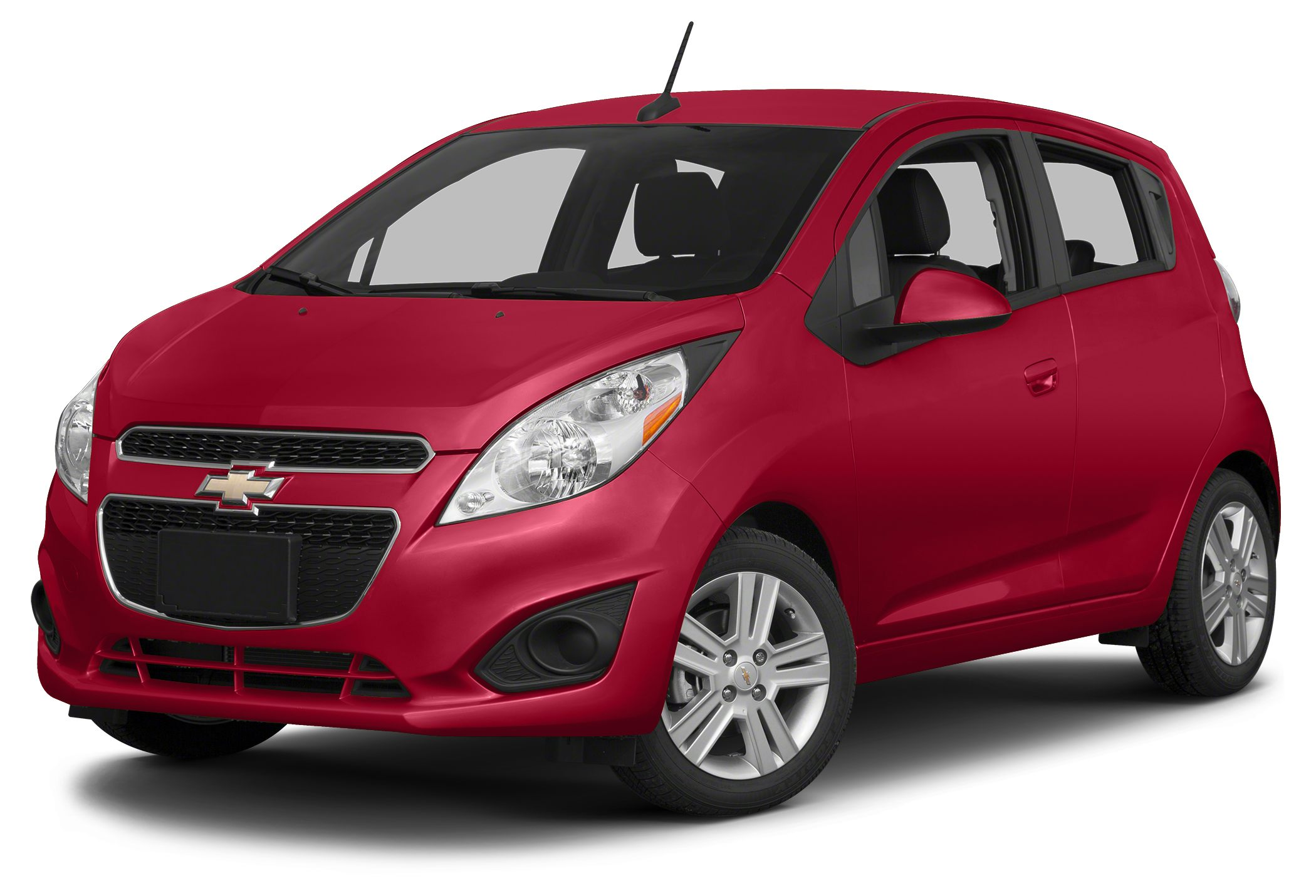 2014 Chevrolet Spark 1LT Miles 37050Color Red Stock SB17136A VIN KL8CD6S9XEC541782