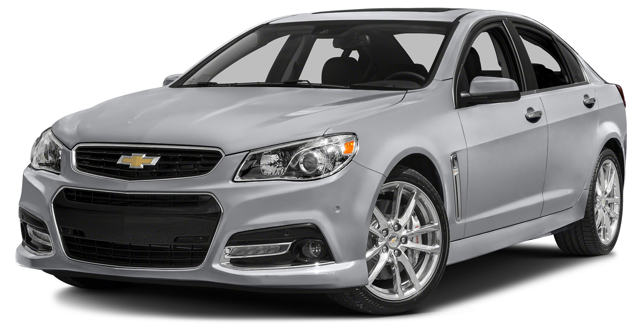 2015 Chevrolet SS Base Miles 15Color Silver Ice Metallic Stock 000C5470 VIN 6G3F15RW6FL12004
