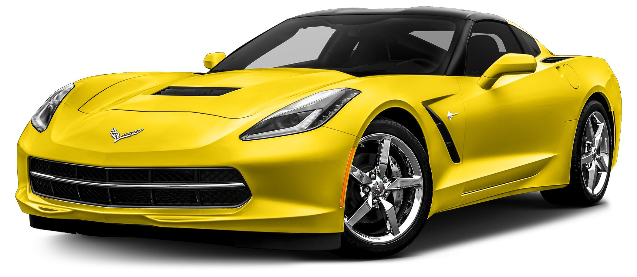2016 Chevrolet Corvette Stingray what a stud Miles 0Color Racing Yellow Stock 121819 VIN 1