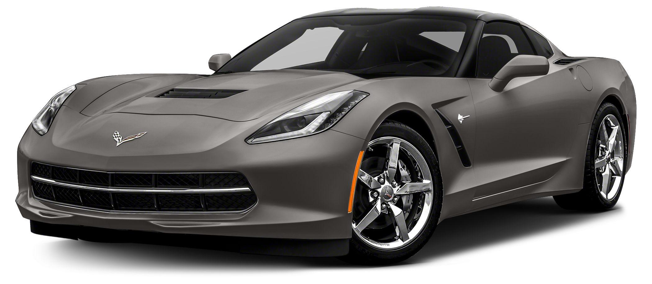 2016 Chevrolet Corvette Stingray Great color Miles 0Color Metallic Stock 121375 VIN 1G1YB2D