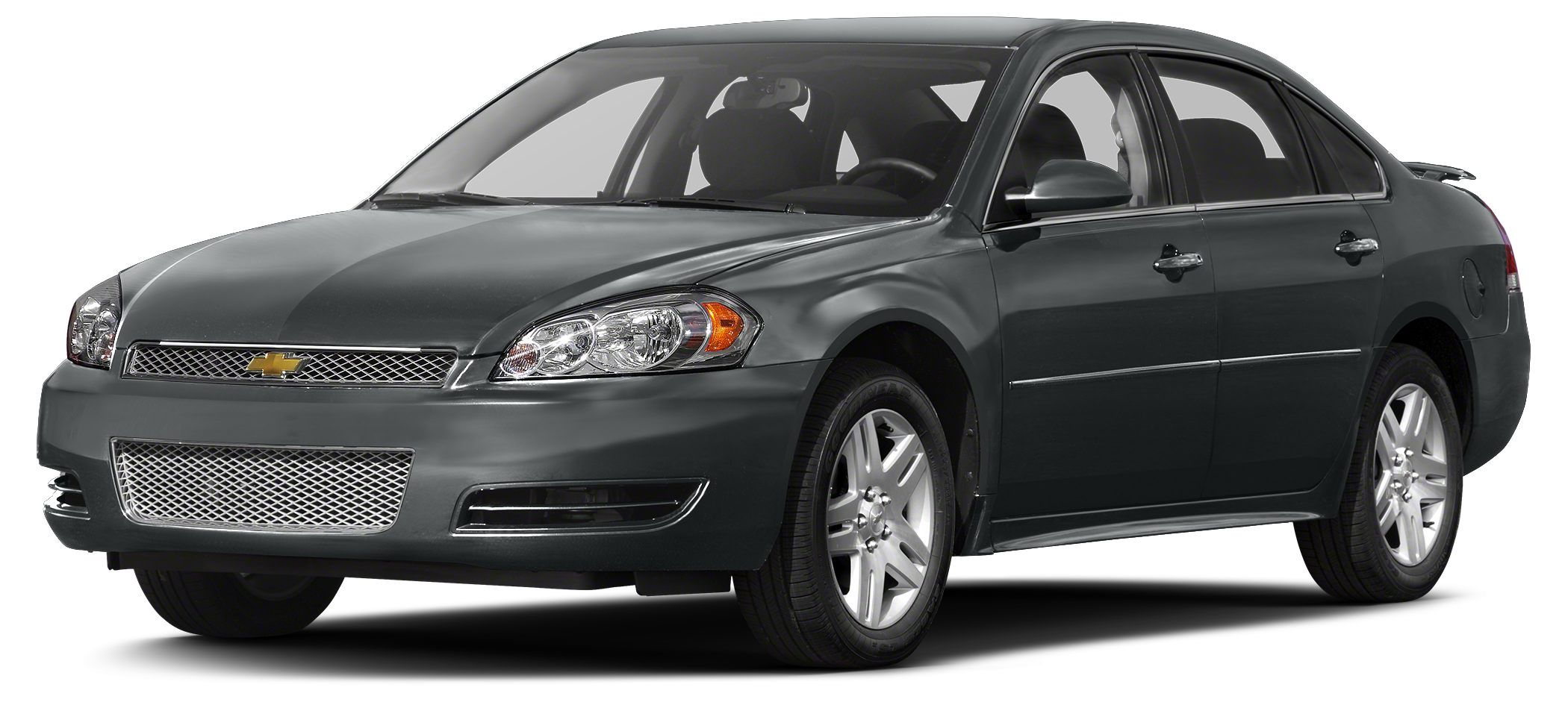 2014 Chevrolet Impala Limited LT Miles 62179Color Gray Stock SB15046A VIN 2G1WB5E39E1152934