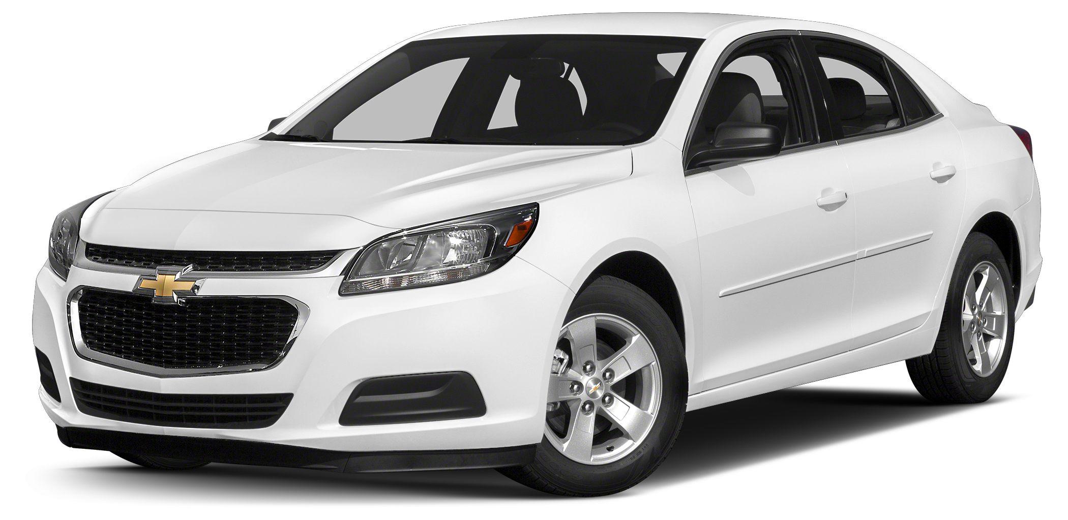 2014 Chevrolet Malibu LS w1LS LS trim Excellent Condition EPA 36 MPG Hwy25 MPG City AUDIO SYS