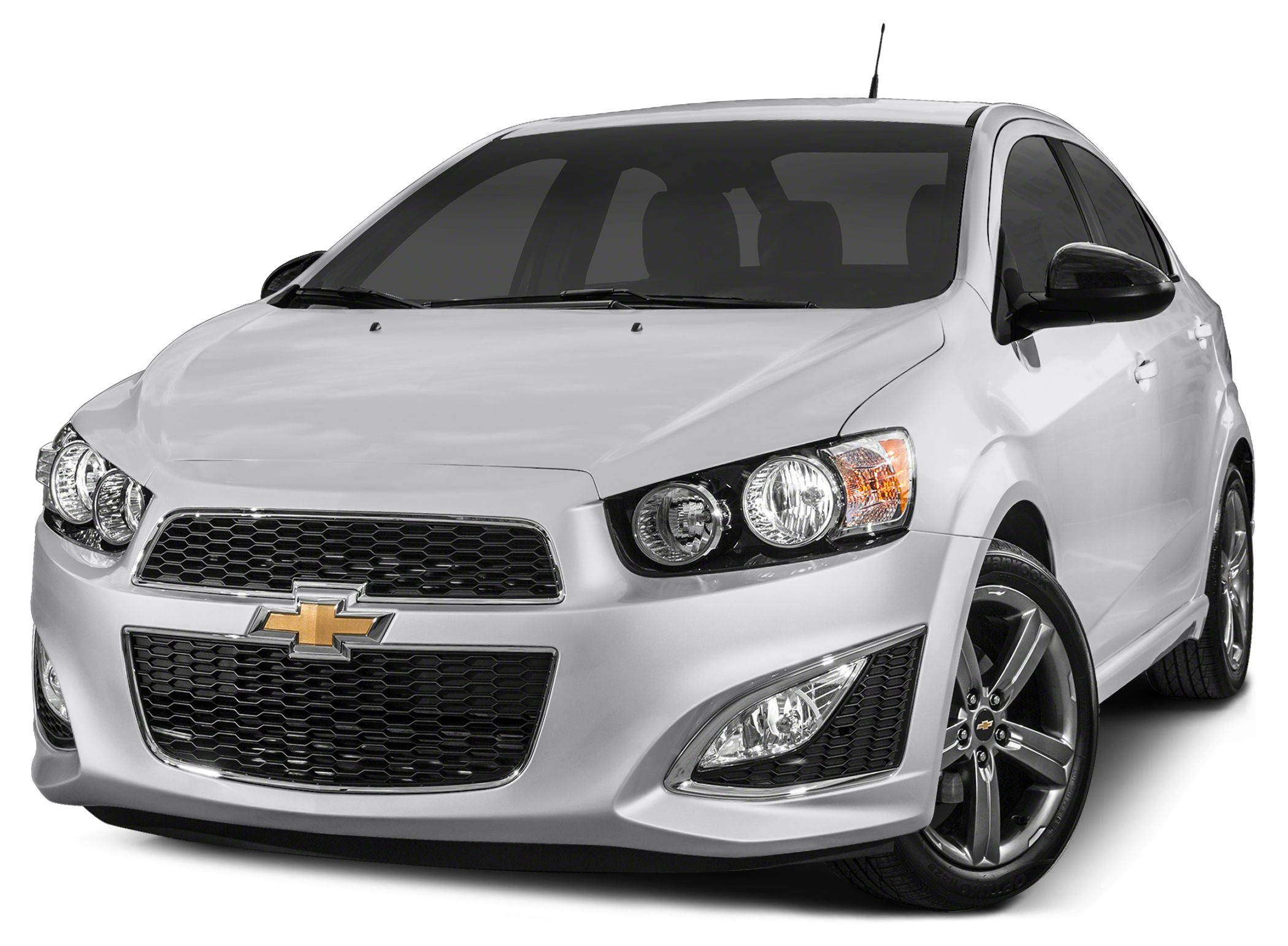 2014 Chevrolet Sonic RS GREAT MILES 240 EPA 34 MPG Hwy27 MPG City Heated Leather Seats Back-Up