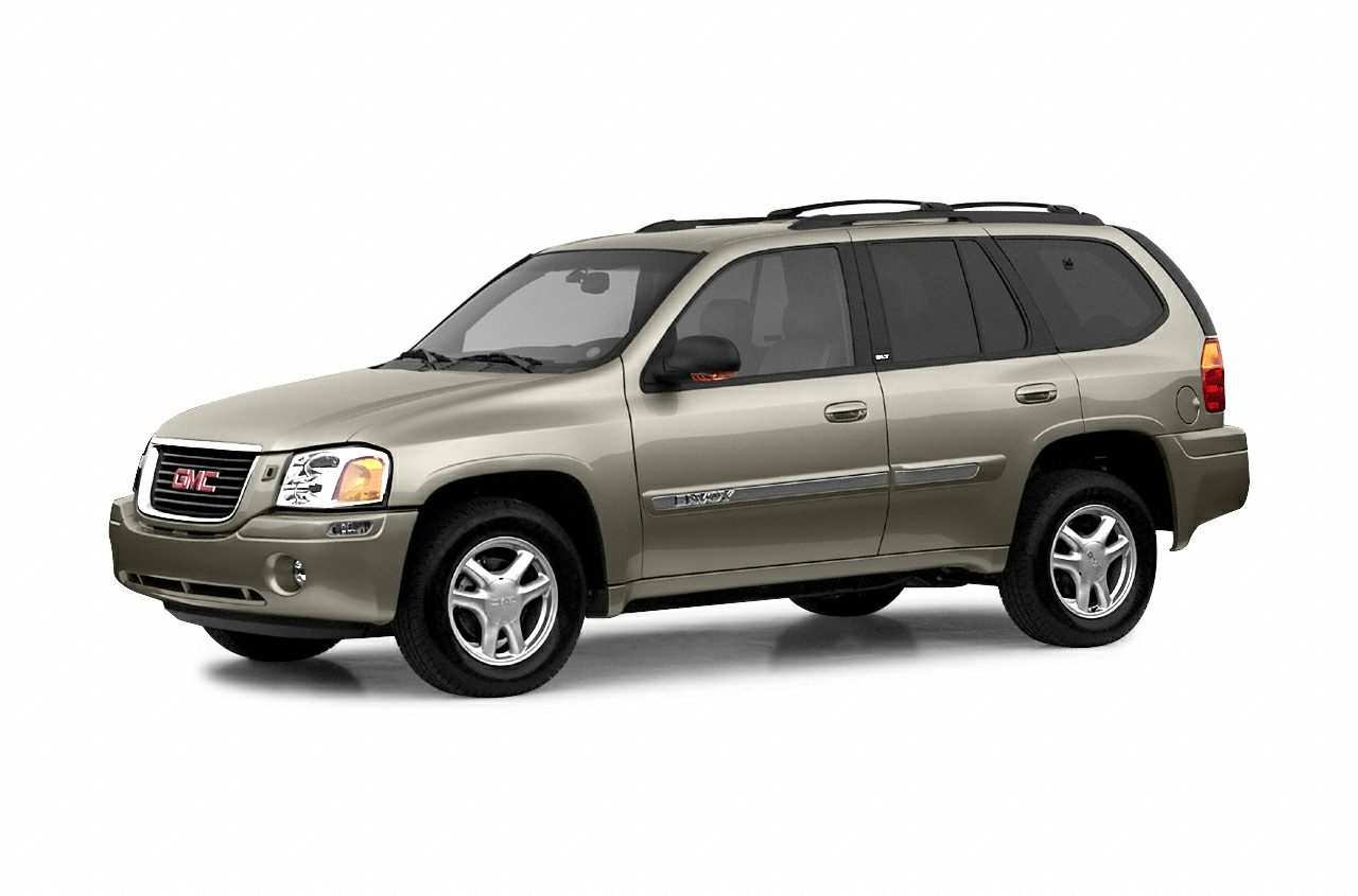 2003 GMC Envoy  Clean Autocheck Moonroof Heated Leather MECHANIC SPECIAL and MUST BE PRESENT TO TA