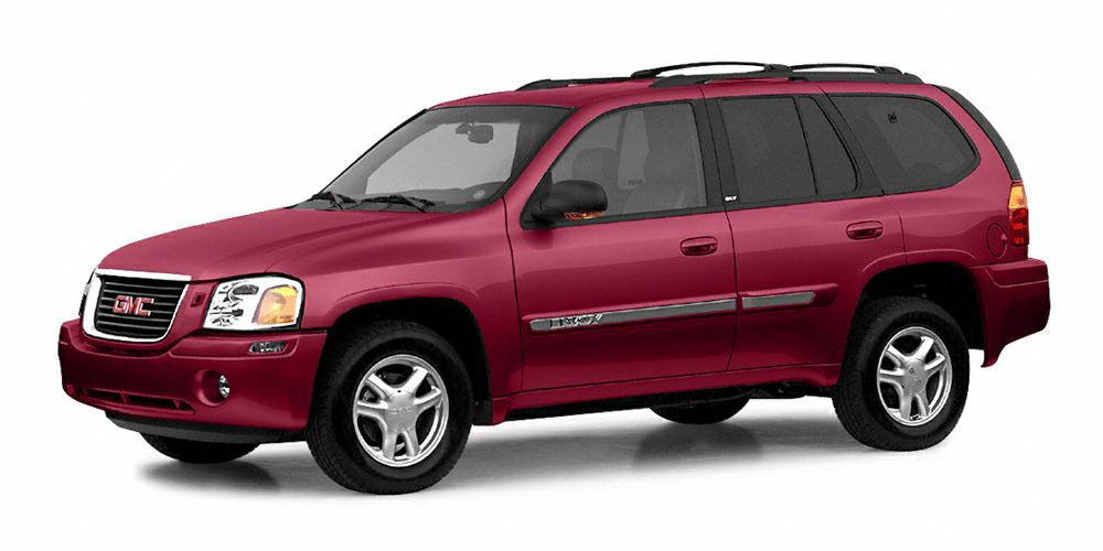 2003 GMC Envoy  You win Oh yeah  Creampuff This attractive 2003 GMC Envoy is not going to disa