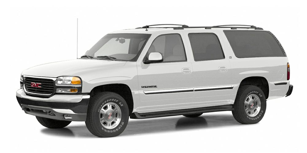 2003 GMC Yukon XL SLE 4WD Four-Wheel Drive and Accident Free What a great deal Flex Fuel Th