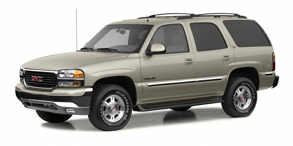 2003 GMC Yukon SLT Third Row Seat Leather Hitch SUSPENSION PACKAGE PREMIUM SMOOTH RI SEATS